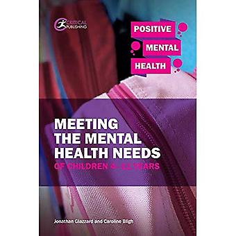 Meeting the Mental Health Needs of Children 4-11 Years (Positive Mental Health)