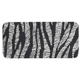Salon Leeuw mini mat Zebra huid kleine schoen opslag Bowl mat deurmat