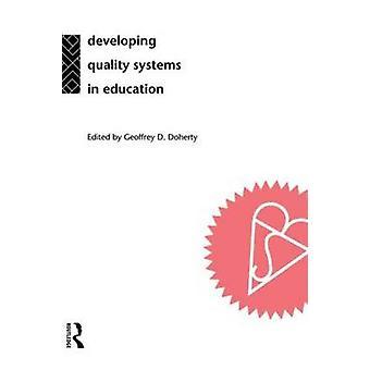 ドハティ ・ ジェフによる教育の品質システムの開発