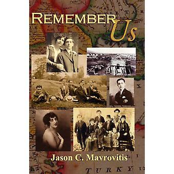 Mavrovitis ・ ジェイソン ・ C によって私たちを覚えています。