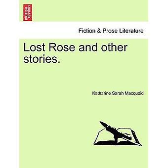 Perso Rose e altre storie. da Macquoid & Katharine Sarah