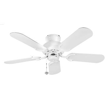 Plafond Fan Fantasia Capri wit 91cm/36