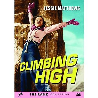 Climbing High [DVD] USA import