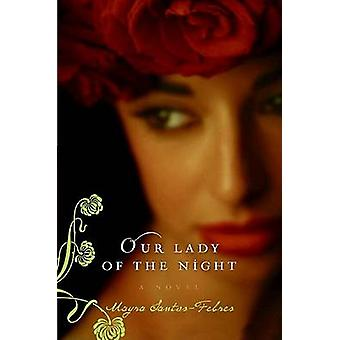 Our Lady of the Night by Mayra Santos-Febres - 9780061731303 Book