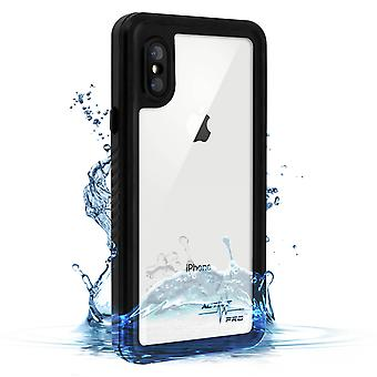 4smarts iPhone Case X/ XS Protection Waterproof IP68 Shockproof 2m Transparent