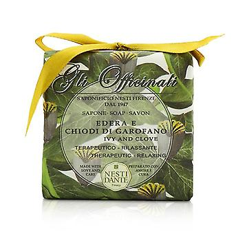 Nesti Dante Gli Officinali Soap - Ivy & Clove - Therapeutic & Relaxing - 200g/7oz