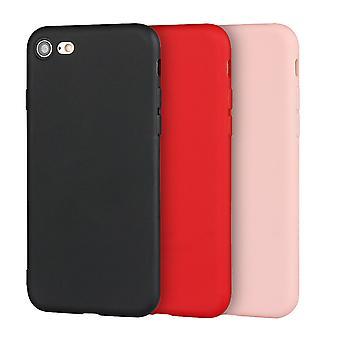 Proprietà iCoverCase . iPhone 7 e iPhone 8 Matt TPU Shell