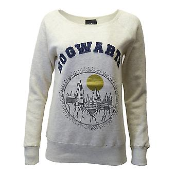 Licensed ladies hogwarts™ sweatshirt harry potter™