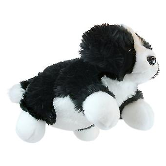Hand Puppet - Full-Bodied Animal - Border Collie Soft Doll Plush PC001802