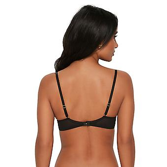 Gossard 15601 Women's Encore Black Lace Padded Bra
