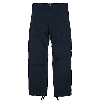 Carhartt WIP Regular Cargo Pant - Dark Navy