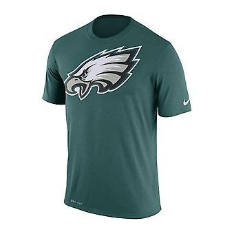 Nike Nfl Philadelphia Eagles Legend Logo Essential 3 Dri-fit T-shirt
