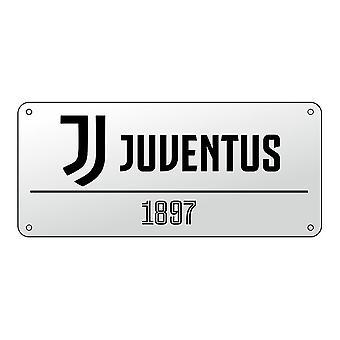 Juventus FC Street Sign