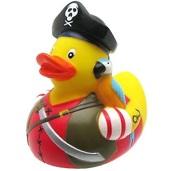 Yarto  Bath Rubber Duck - Pirate With Parrot