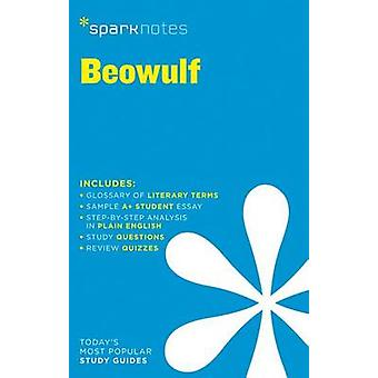 Beowulf by Anonymous by SparkNotes - 9781411469440 Book