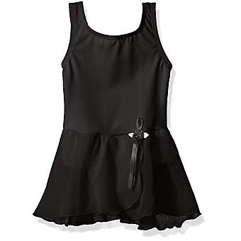 Clementine kleding weinig (2-7) Clementine mooi meisje ' s tank, zwart, grootte 6x-7