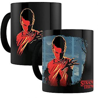 Stranger Things Heat Changing Mug Onze