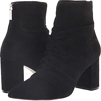 1.STATE Womens 1S-Saydie Leather Pointed Toe Ankle Fashion Boots