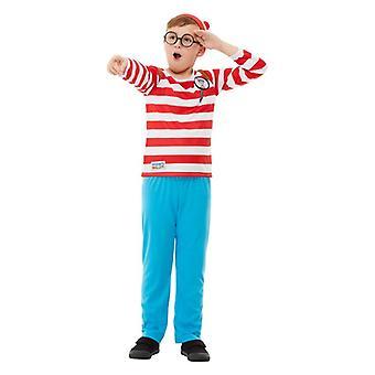 Chłopcy gdzie jest Wally? Pokój kostium