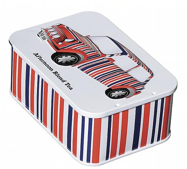 Tin 10 english afternoon blend teabags (jfstcar) by british heritage cars™