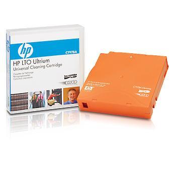 HP LTO-teipin puhdistus