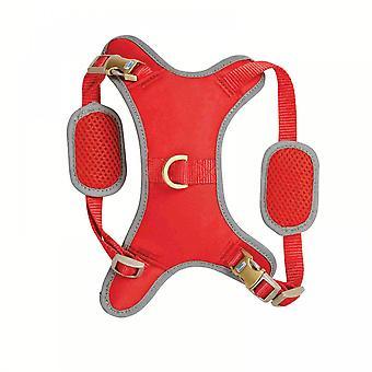 Weatherbeeta Elegance Dog Harness - Red