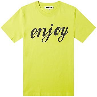Mcq Alexander Mcqueen McQ Alexander McQueen 'Enjoy' Print T-Shirt