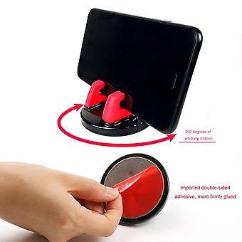 Hållare för smartphone i bilen, fästes i luftventil