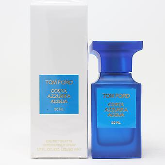 Costa Azzurra av Tom Ford Eau de Toilette 1,7 oz/50ml spray ny i box