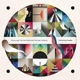 Efterklang & the Danish National Chamber Orchestra - Performing Parades [CD] USA import