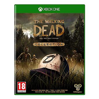 The Walking Dead Telltale Series Collection Xbox One Game