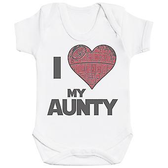 I Love My Aunty - Baby Bodysuit