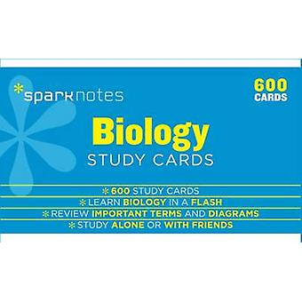 Biology SparkNotes Study Cards by SparkNotes Editors