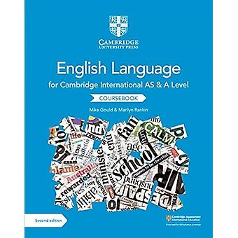 Cambridge International AS and A Level English Language Cour by Mike Gould