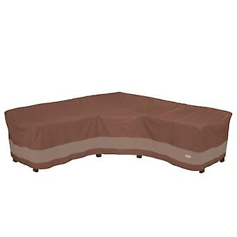 Duck copre Ultimate V-Shape Sectional Lounge Set Copertina
