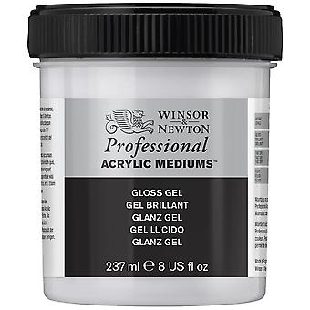 Winsor & Newton Artists' Acrylic Gloss Gel 237ml