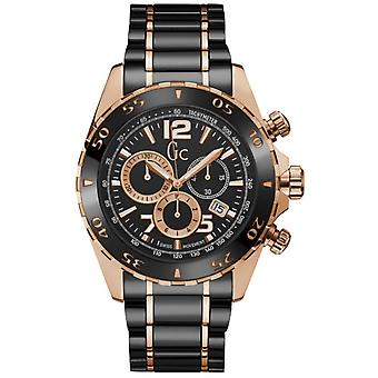 Gc Guess Collection Y02014g2mf Sport Racer Men's Watch 45 Mm