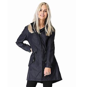 SOYACONCEPT Soyaconcept Navy Raincoat 16366