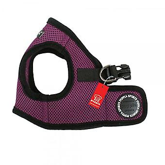 Puppia Soft harness Vest B Purple (Dogs , Collars, Leads and Harnesses , Harnesses)