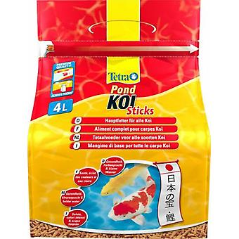Tetra Pond Koi Sticks- 4lts (Fish , Ponds , Food for Pond Fish)