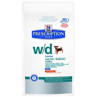 Hill's reseptiä ruokavalio koira-w/d Mini (koiria, koira elintarvikkeet, kuivata elintarvikkeet, Veterinary diet)