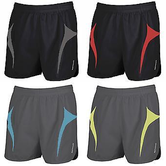 Spiro Mens sport Micro-Lite Running Shorts