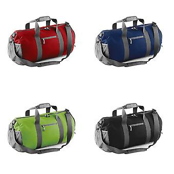 Bagbase Athleisure Water Resistant Shoulder Strap Holdall Kit Bag