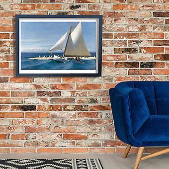 Edward Hopper - Martha McKeen Poster Print Giclee