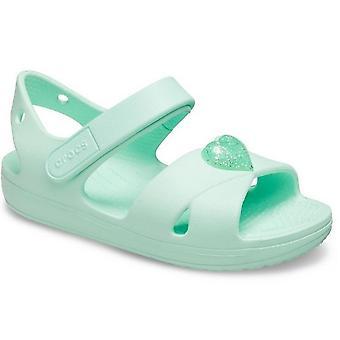 Crocs Mädchen Cross Strap Sandale