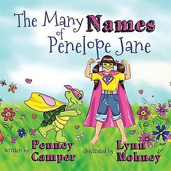 The Many Names of Penelope Jane by Camper & Penney