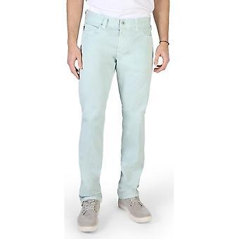 Armani Jeans - Clothing - Pants - 3Y6J15_6N21Z_1872 - Men - aquamarine - 36