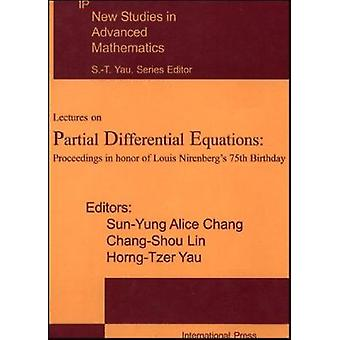 Lectures on Partial Differential Equations - Proceedings in Honor of L