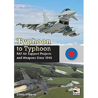 Typhoon to Typhoon by Chris Gibson - 9781902109596 Book