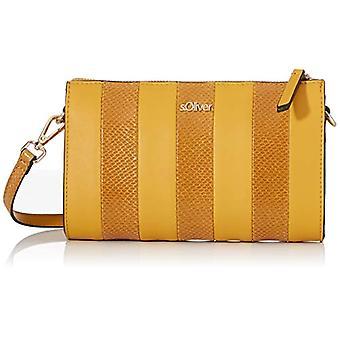 s.Oliver Yellow Women's shoulder bag (yellow 1758)) 6x14x21 cm (B x H x T)